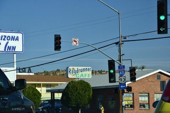 roadrunner cafe Kingman AZ