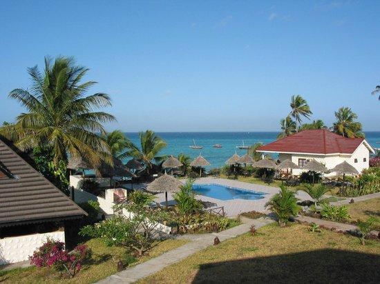 Swahili Beach Resort: Vue générale