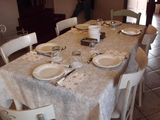 Bed and Breakfast Casa di Mary: i particolari sono affascinanti