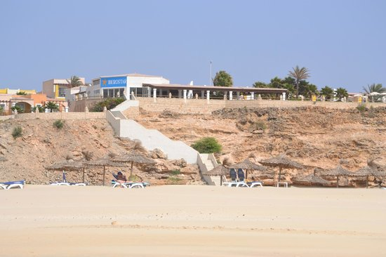 IBEROSTAR Club Boa Vista : acesso praia/resort