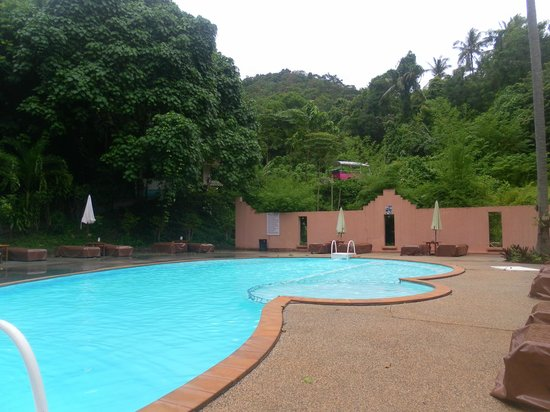 Arayaburi Resort - Phi Phi Island : Piscina