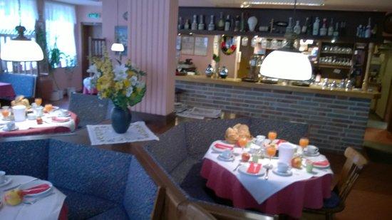 Hotel Xenia: Baren