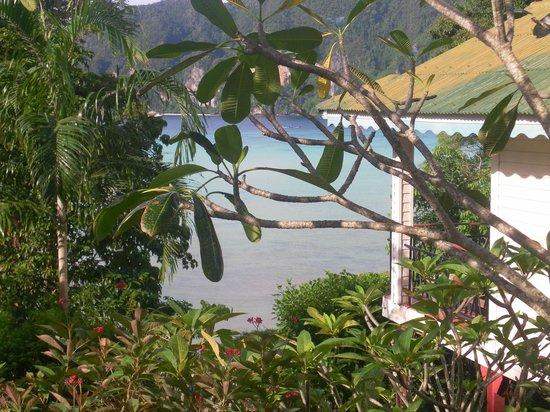 Arayaburi Resort - Phi Phi Island : Vista da varanda