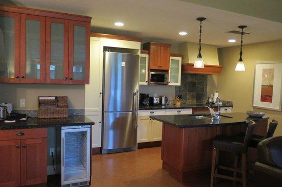 Solara Resort & Spa: Gourmet kitchen