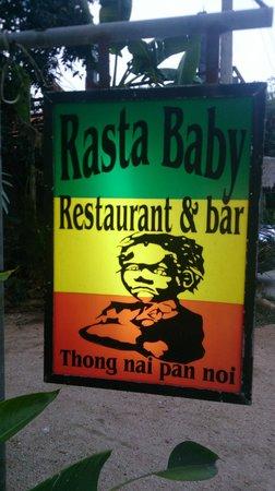 Rasta Baby : sign
