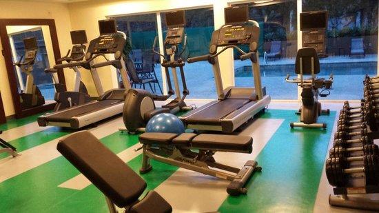 Courtyard San Jose Airport Alajuela : Fitness Center