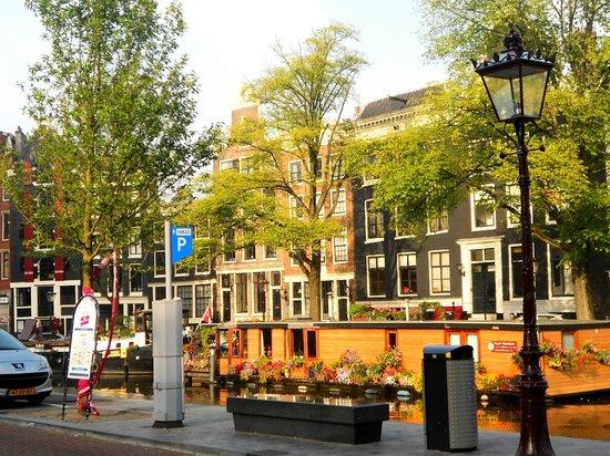 BEST WESTERN Blue Square Hotel : Amsterdam2