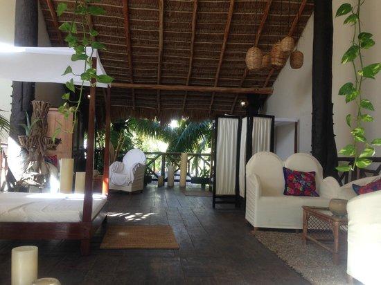 Hotel Riviera del Sol: Lounge do hotel