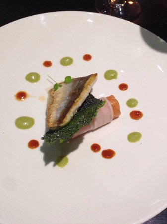 Skylark Golf and Country Club: Seafood starter
