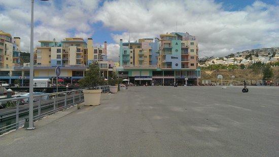 Vila Galé Náutico : the marina
