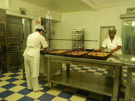 Pasteis de Belem: calentitos !!!