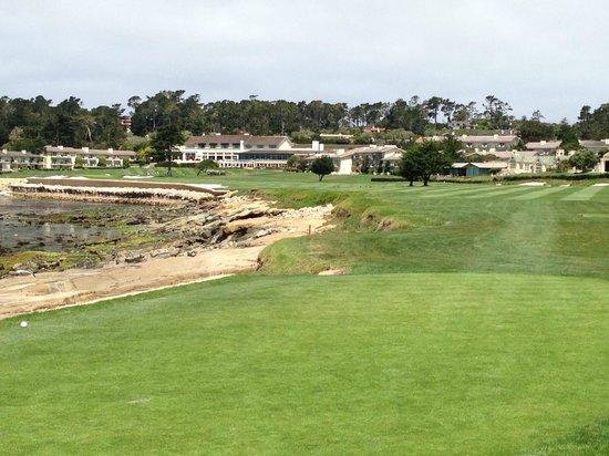 Pebble Beach Golf Links: 18th Hole