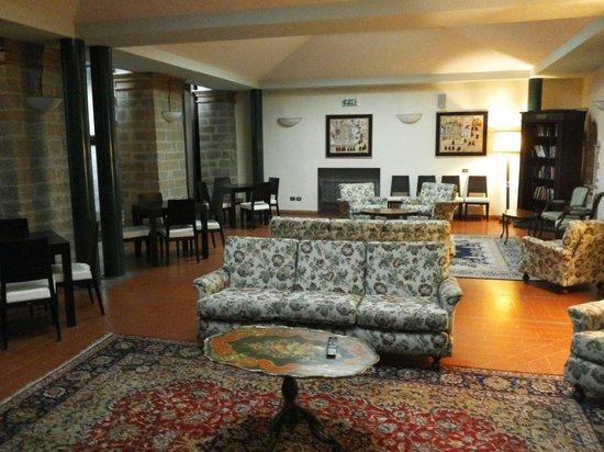 Hotel Villa Montegranelli : Hall
