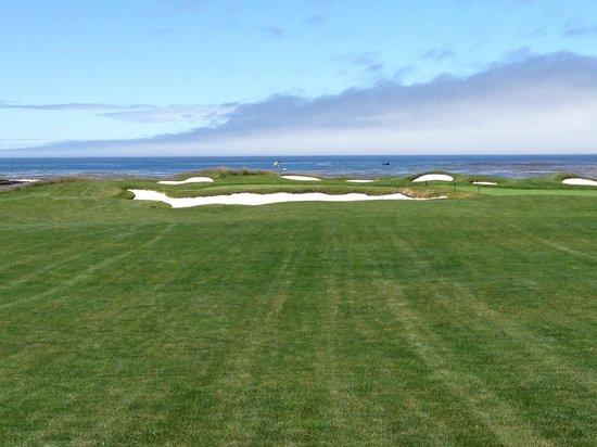 Pebble Beach Golf Links: A Par 3