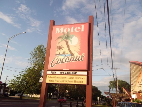 Hotel-Motel Coconut: Voici l'annonce de cet hotel