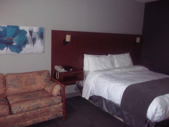Hôtel-Motel Coconut : La chambre no. 40