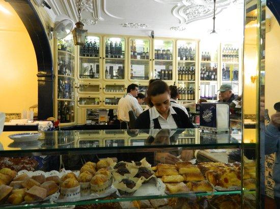 Pasteis de Belem: hay más tipos de pasteles...