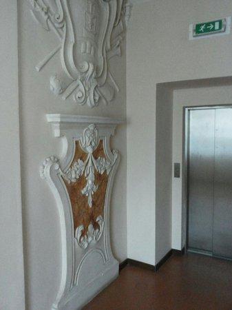 Hotel Villa Montegranelli : Particolare del corridoio
