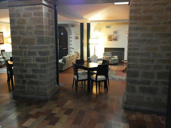 Hotel Villa Montegranelli : Hall 2