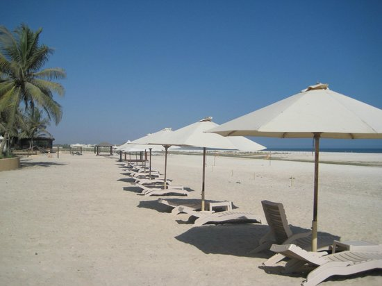Hilton Salalah: Strand Hilton
