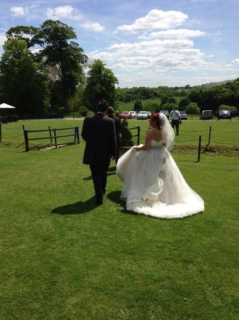 Ringwood Hall Hotel : Our wedding
