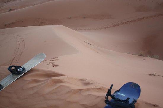 Morocco Excursions: Dunas