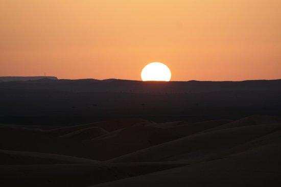 Morocco Excursions: atardecer