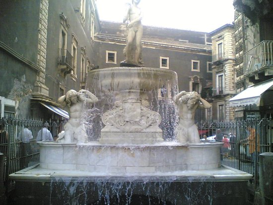 Fontana dell'Amenano