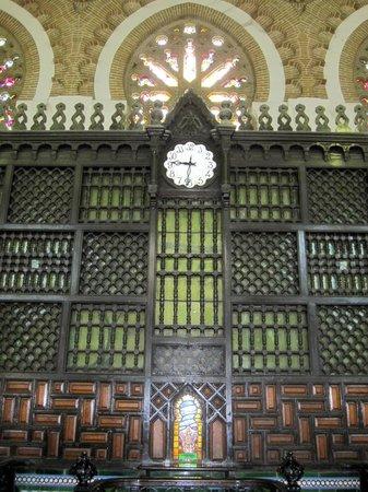 Estación del Ferrocarril: Toledo Train Station - inside