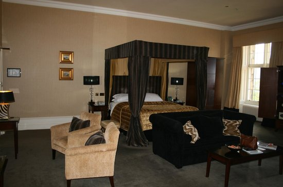 Mar Hall Golf & Spa Resort : Bedroom