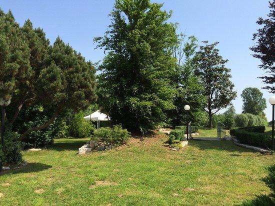 Trattoria Al Moraro: Il giardino