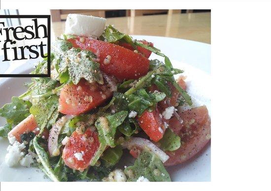 Cimo Mediterranean Grill: Special Salad