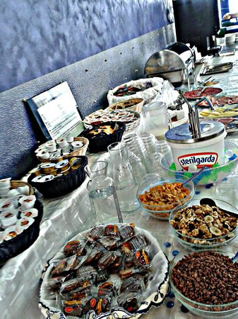 Hotel Murano: Colazione meravigliosa!