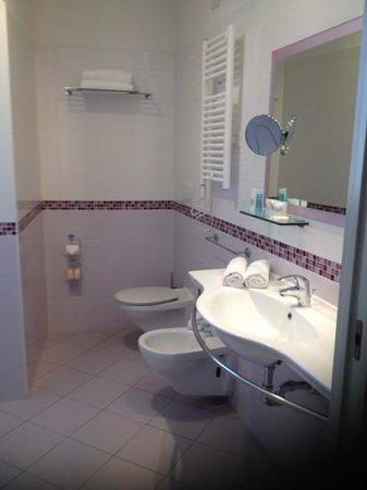 Aqua Hotel: il bagno...