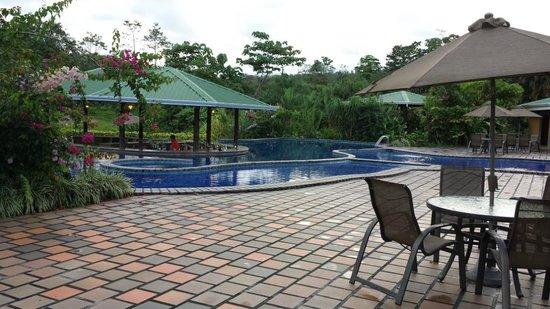 Arenal Manoa Hotel: Pool