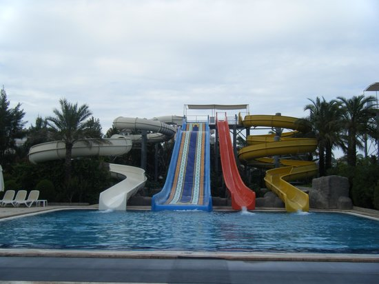 Royal Wings Hotel : Part of the Aquapark