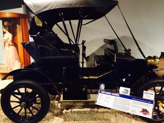 National Automobile Museum : Only one to exist