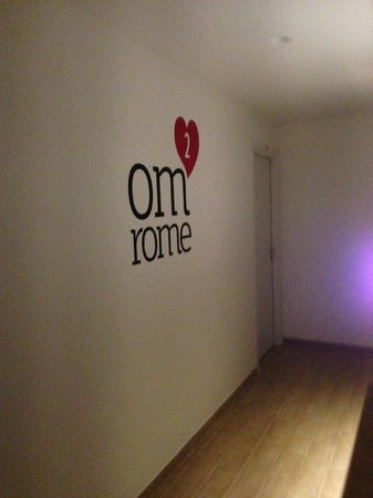 OM2Rome: reception
