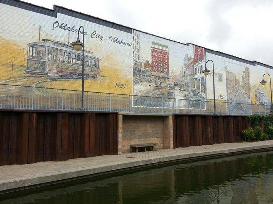 Bricktown: Mural