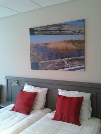 Hotel Cafe Restaurant de Tjattel : hotelroom