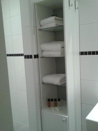 Hotel Cafe Restaurant de Tjattel : Bathroom