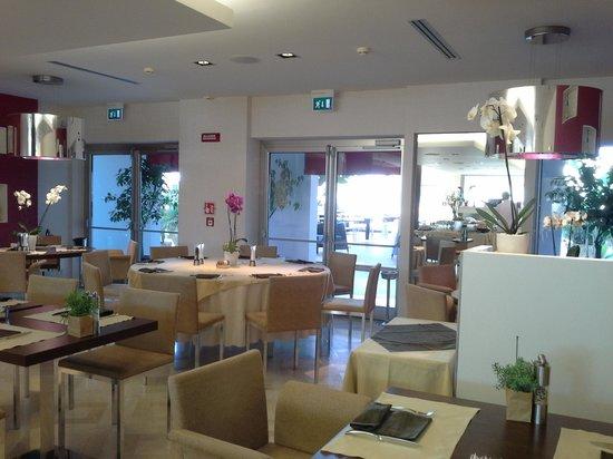 Jazz Hotel: Frühstücksraum/Restaurant