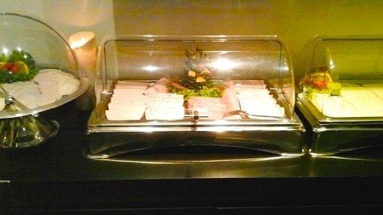 Lindenhof Hotel : Buffet