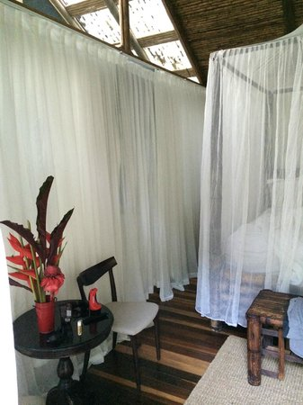 Pacuare Lodge: Our river suite