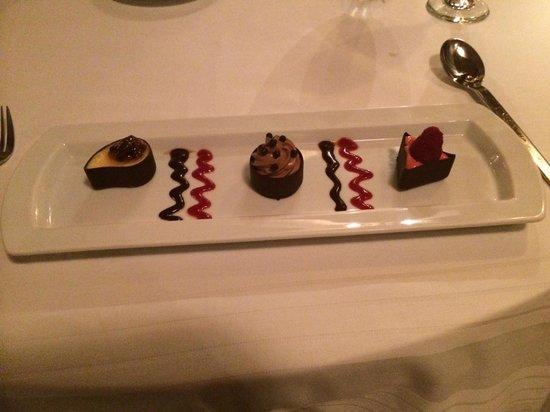 Hermitage Bay : Dessert