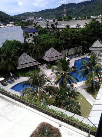 ibis Phuket Kata : View from the balcony