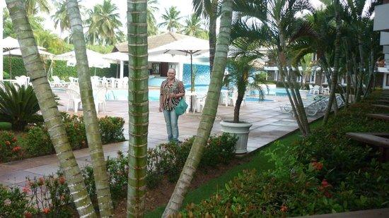 Tropical Oceano Praia: Eu na piscina do Hotel