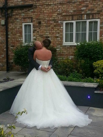 Ashbourne Hotel: fantastic wedding