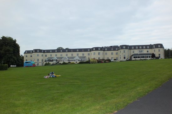 Bloomfield House Hotel, Leisure Club & Spa : The hotel
