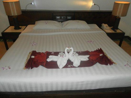 Aonang Villa Resort: Quarto